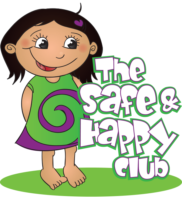 The Safe and Happy Club Logo